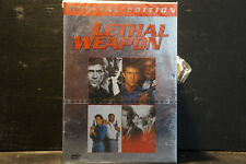 Lethal Weapon / Special Edition   4 DVD-Box ( still sealed)