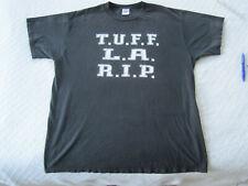 Vintage original Tuff 1995 tour Glam Rock band XL shirt