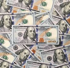 $100 Bill - Federal Reserve Note - FAST SHIPPING!