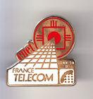 RARE PINS PIN'S .. PTT LA POSTE FRANCE TELECOM CNET ROUGE & BLANC LANNION 22 ~BW