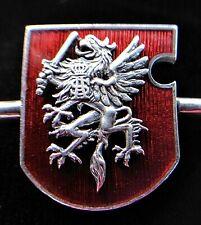 Coat of Arms Duchy Livonia Latvia Badge Medal Lithuania Sa Heraldry Vidzeme Rare