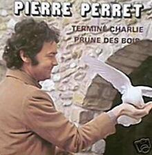 PIERRE PERRET 45 TOURS FRANCE PRUNE DES BOIS