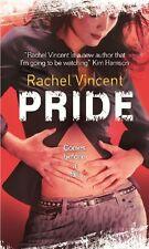 Pride (Shifters 3),Rachel Vincent