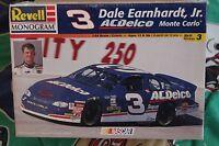 1998 Revell #3 Dale Earnhardt JR AC Delco Monte Carlo Model 1:24 scale model kit