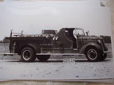 1937 CHEVROLET FIRETRUCK SULTAN WA   11 X 17  PHOTO   PICTURE
