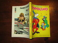 WALT DISNEY TOPOLINO LIBRETTO NUMERO 789 PRESENTI PUNTI CLUB 10 GENNAIO 1971
