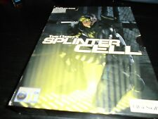 Tom Clancy's Splinter Cell (PC, 2003) original Boxed version
