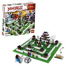 Lego 3856 Ninjago jeux de société complet boite -CNB2