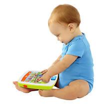 Bright starts lights & sounds funpad couleurs formes chiffres bébé jouet 3 mois +