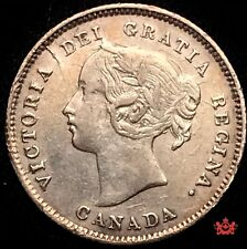 1870 Canada 5 cents - VF35 - Lot#1520P