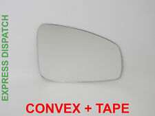 For RENAULT MEGANE 2008-2015 Wing Door Mirror Glass Convex Right side  #H031