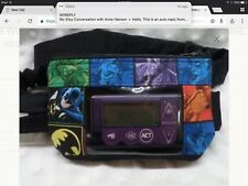 Character Insulin Pump Pouch case ipod case minimed animas Tslim