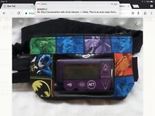 Batman Insulin Pump Pouch case ipod case minimed animas Tslim