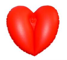 Wannenkissen Badewannenkissen Nackenkissen Badewanne Kissen Herz Herzform rot