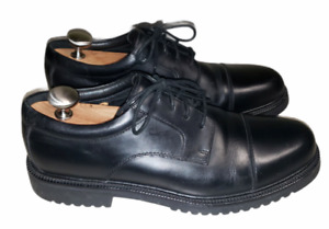 Cole Haan Country Mens 4 Eye Lace Up Casual Oxfords 11M Waterproof Shoes Leather