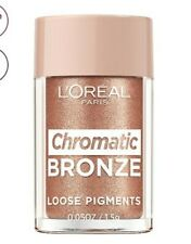 Loreal Chromatic Loose pigment Bronzer highlighter ☀️ 01 As IF ☀️ new sealed