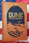 NEW DUNE by Frank Herbert Bonded Leather Collectible Edition Hardcover