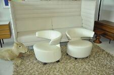 Cassina Designer Sessel BIKI Toshiyuki Kita Leder Ausstellungsstück Leder Sabbia
