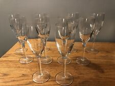 New listing Champagne Toasting Flutes - Set of 10 - 6.5 oz Glass