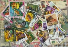 Motives Stamps 25 different Bees stamps