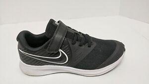 Nike Star Runner 2 Sneakers, Black, Little Kids 3 M