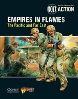 Bolt Action Empires in Flames Book Warlord Games 28mm WW2