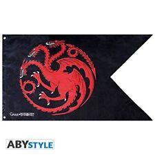 """GAME OF THRONES - Flag Flagge Banner """"Targaryen"""" (70x120cm) NEU NEW"""