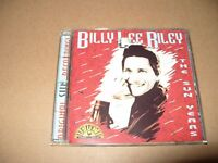 Billy Lee Riley - Sun Years (2001) cd Near Mint Condition