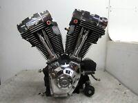 2009 Harley Davidson Ultra Classic Touring OEM Engine 96 CI EFI Motor 19261-10