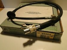1981-90 Ford Escort Mercury Lynx 34 Inch Speedometer Cable NOS 48374 48669 03369