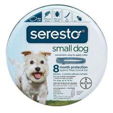 Bayer Seresto Small Dog Flea & Tick Collar Free Ship Epa Approved No Exp Date