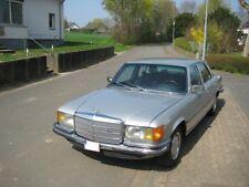 Mercedes 350 SE W116 Oldtimer LPG Autogas W126 w123 w114 w115