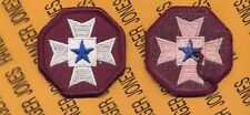 US Army Medical Command Europe dress uniform patch