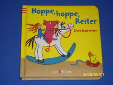 Hoppe, hoppe, Reiter - Erste Kniereiter