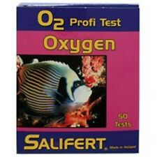 SALIFERT OXYGEN O2 PROFI TEST KIT MARINE TROPICAL CORAL SALTWATER FISH TANK