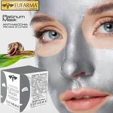 Eufarma Platinum Mask Anti Macchia alla bava di Lumaca Maschera Viso Beauty 50ml