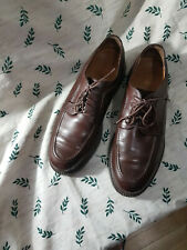 chaussure Clarks cuir brun taille 10 homme