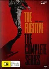 The Fugitive - Complete Series (Season 1 2 3 4) DVD Boxset New