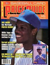 SCD Baseball Card Price Guide July 1989 Doc Gooden EX No ML jhscd5