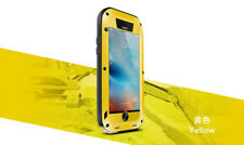 Coque iPHONE 6 - 4,7- LOVE MEI Originale- antichoc étanche -Jaune