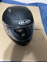 Hjc Xl Black Helmet