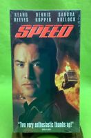 'Speed' with Keanu Reeves Action Thriller Film In English (VHS Sealed - 1994)