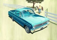 FORD FALCON RANCHERO PICKUP 65' - KIT TRUMPETER 1/25 n° 2511