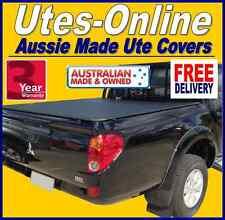 Utes Online - Mitsubishi MN Triton Dual Cab Ute New Soft Tonneau for cabinguards