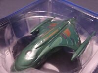 Star Trek USS Romulan Shuttle Ship Starships Collection Display Mini Box Vol 77