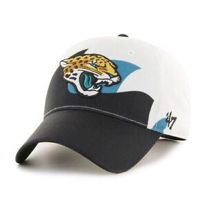 '47 Jacksonville Jaguars '47 Solo Wave NFL Flex Fit Football Hat