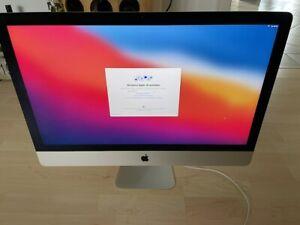 Apple iMac 68,6 cm (27 Zoll) Desktop - (Oktober, 2015)