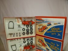SCHUCO 1075 GRAN PRIX RACER #4 - RED F1 - VERY GOOD CONDITION IN BOX