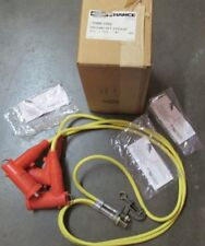 NEW NOS Hubbell Chance C600-3102 3 Phase Elbow Ground Set & Clamp 1/0 15Kv 6'