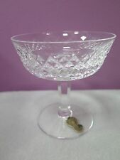 Waterford Cut Crystal Champagne / Sherbert Glass - Alana Made in Ireland